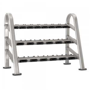 Dumbbell Rack 10 Pair, 3-Tier